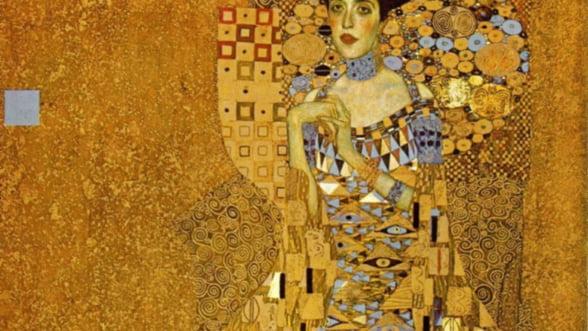 Tablou de Gustav Klimt, gasit intr-un garaj? Autenticitatea operei, in discutie