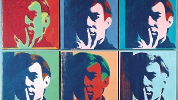 Tablou semnat Andy Warhol, vandut pentru 30 de milioane de dolari