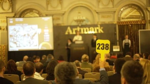 Tablou semnat Pallady, vandut cu 48.000 de euro