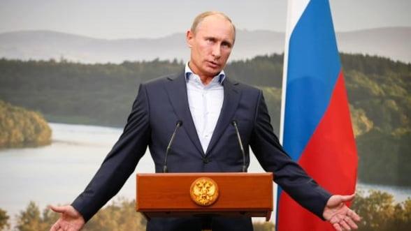 Tactica lui Putin a devenit materie de studiu pentru Pentagon