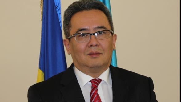 Talgat Kaliyev: Propunerea Guvernului kazah de a furniza gaz Romaniei prin South Stream - realista si profitabila