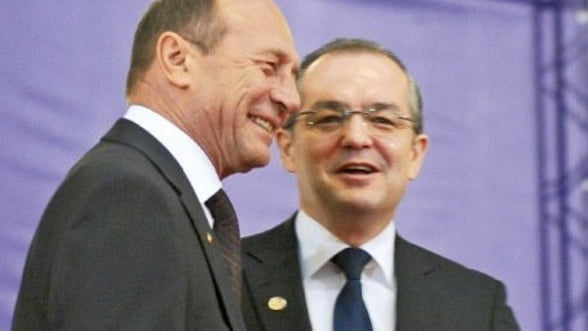 Talibanii reformei: Basescu si Boc
