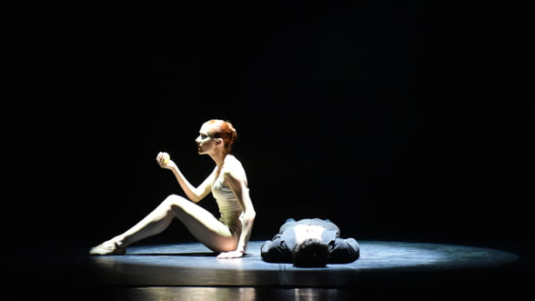 Tango. Radio and Juliet, pe scena Operei Nationale Bucuresti! Spectacol coupe de dans contemporan