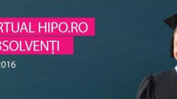 Targul Virtual Hipo.ro pentru Absolventi lanseaza peste 70 de programe de recrutare