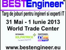 Targul de joburi pentru ingineri si experti IT BESTEngineer incepe pe 31 mai