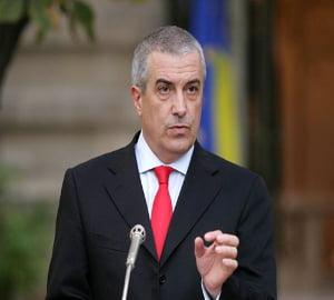 Tariceanu: FONDURILE EUROPENE penalizeaza mandatul lui Boc