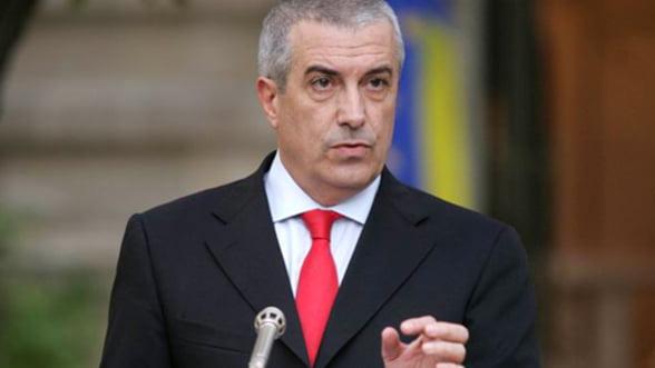 Tariceanu pierde procesul cu Emil Boc in cazul Sterling