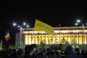 Tariceanu spune ca protestatarii au stricat imaginea Romaniei: Tarile UE ne privesc cu oarecare dispret