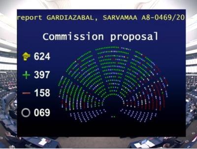 Tarile care nu respecta statul de drept se vor alege cu fondurile UE taiate