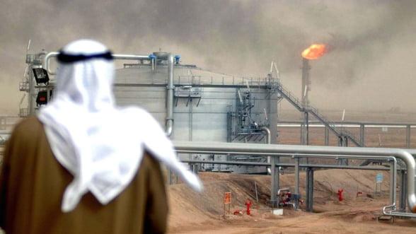 Tarile din Orientul Mijlociu mai pierd inca 150 de miliarde de dolari anul acesta din cauza petrolului