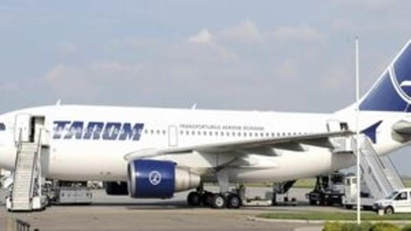 Tarom va anula 5 zboruri spre Grecia din cauza grevei elene