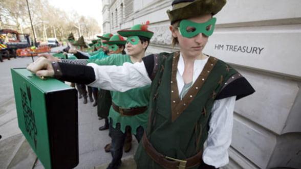 Taxa Robin Hood reinvie. Ce efecte ar avea asupra economiei Romaniei