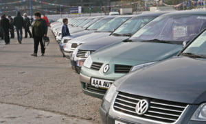 Taxa auto scade cu 30% de la 1 iulie