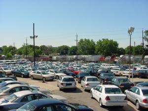 Taxe de parcare in Bucuresti, de trei ori mai mari pentru anul 2010
