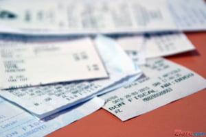 Taximetristii vor elibera un bon fiscal si pentru bacsisul primit de la client