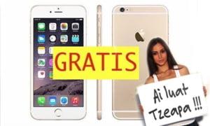 Teapa cu iPhone gratuit. Cum a ajuns un mare operator din Romania sa fie tras intr-un scandal
