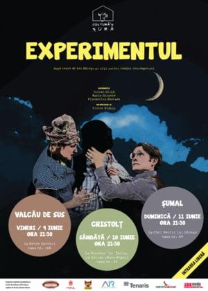 Teatru in aer liber: Caravana Cultura'n Sura porneste spre satele din Transilvania