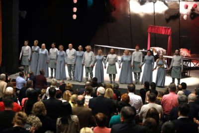 Teatrul National Bucuresti roaga spectatorii sa nu-si ceara banii inapoi: Spectacolele vor fi reprogramate