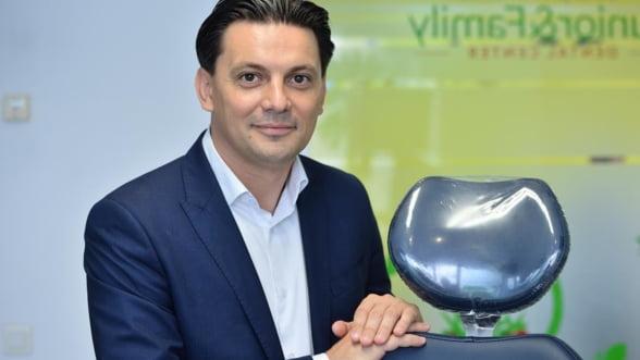 Tehnica dentara, terenul unor afaceri de mare succes in Romania: Povestea primului milion de euro, cu ieseanul Dan Draghici