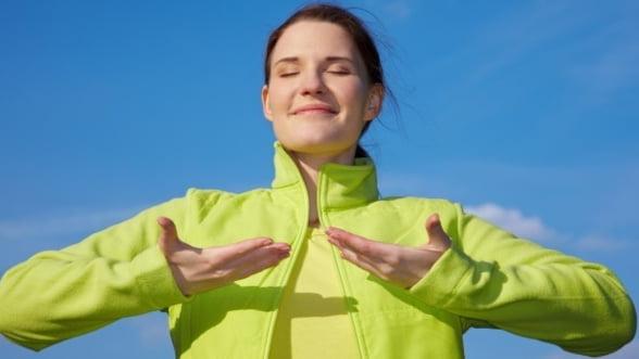 Tehnici YogaGym: Inspira adanc! A venit Craciunul