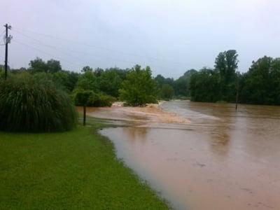 Tehnologia moderna poate prezice inundatiile cu cinci luni inainte