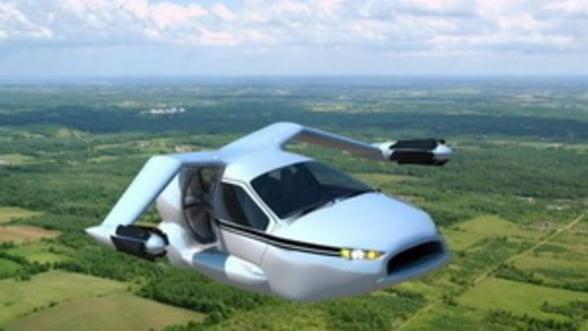 Tehnologia viitorului devine realitate: Masina care zboara, de vanzare (Video)