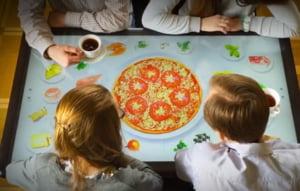 Tehnologii desprinse din scenarii SF folosite astazi in restaurante