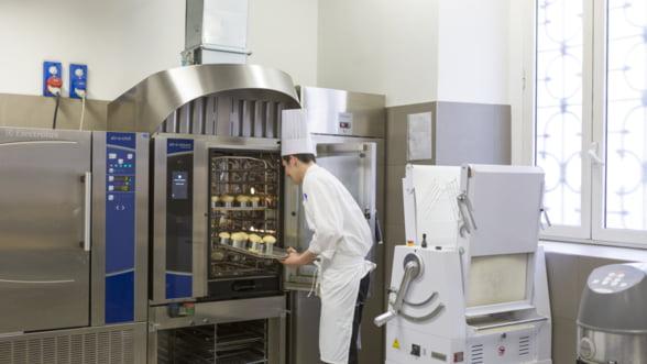 Tehnologii inovative utilizate in bucataria unui restaurant