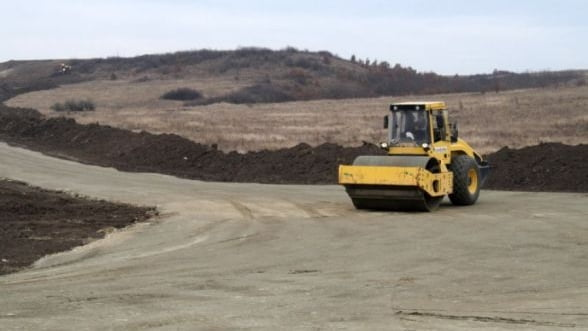Tehnostrade si Spedition UMB, constructorii lotului 4 al autostrazii Lugoj-Deva