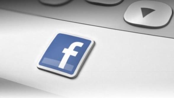 Telefonul Facebook este in lucru