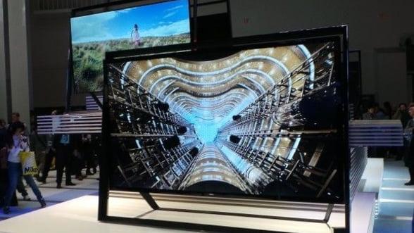 Televiziunea Ultra HD, din ce in ce mai prezenta in Europa, dar inca departe de Romania