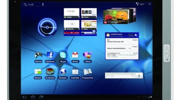 Televoice Grup ar putea comercializa 30 mii de tablete in 2012