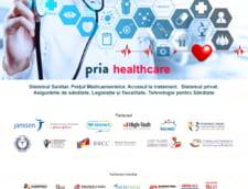 Temele de actualitate si interes pentru sistemul de sanatate din Romania vor fi dezbatute la conferinta PRIA Healthcare