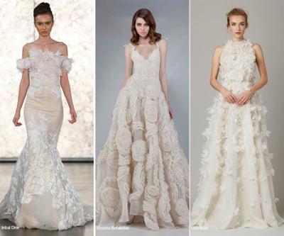 Tendintele anului 2016 pentru rochii de mireasa