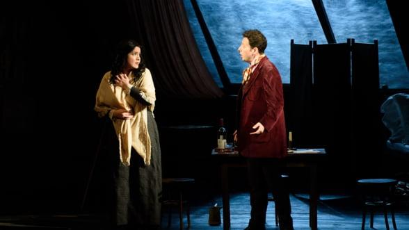 Tenorul Stefan Pop, invitat special in spectacolul La Boheme de pe scena Operei Nationale Bucuresti