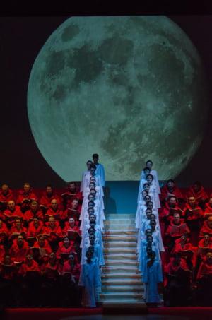 Tenorul bulgar Kamen Chanev, invitat in spectacolul Turandot de pe scena Operei Nationale Bucuresti
