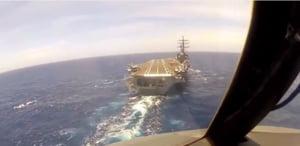 Tensiunile escaladeaza: Americanii au trimis un al doilea portavion in Coreea