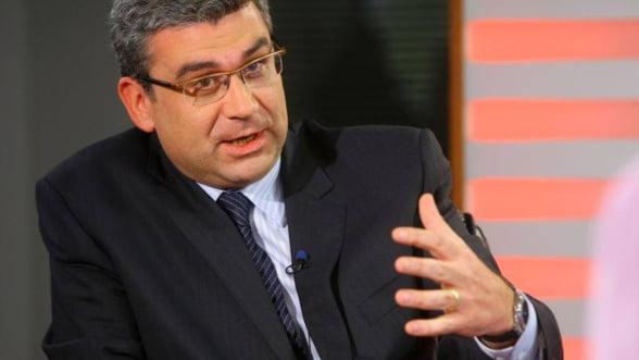 Teodor Baconschi vede Romania in afara Europei