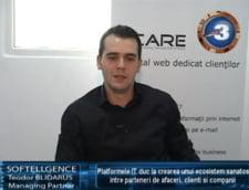 Teodor Blidarus, managing partner Softelligence