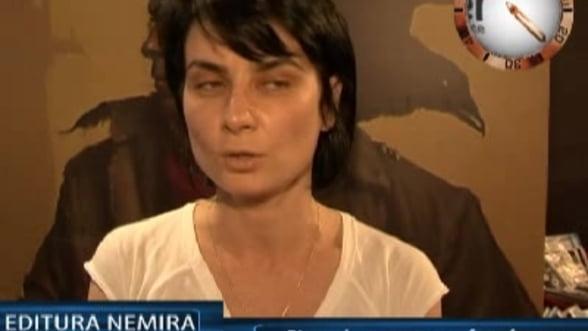 Teodora Ivan, pr coordonator Editura Nemira