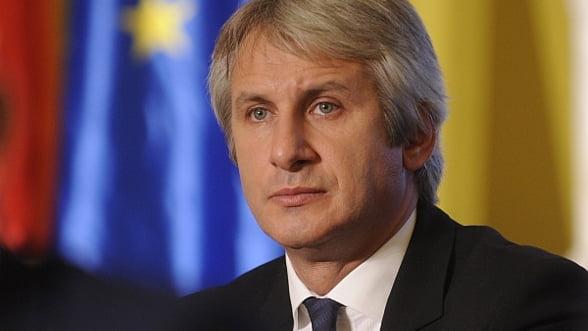 Teodorovici vrea directie speciala pentru corectii financiare, in cadrul ministerului