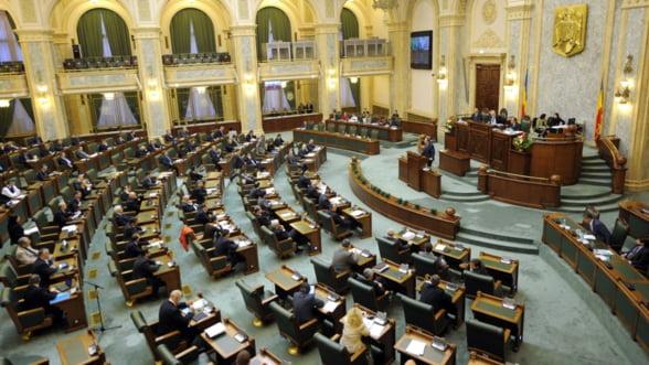 Terenurile lui Basescu. CEC Bank, anchetata de o subcomisie din Senat