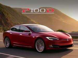 Tesla Model S, nou record de viteza: Iata in cat timp a atins 100 km/h