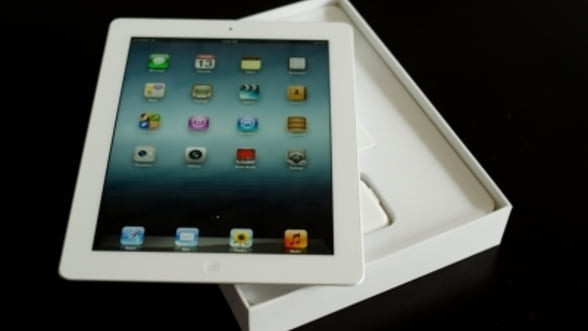 Test iPad 3: unboxing, benchmark VIDEO