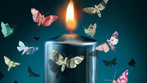 """The Economist: Institutiile non-bancare, forta """"malefica"""" din spatele crizei financiare"""