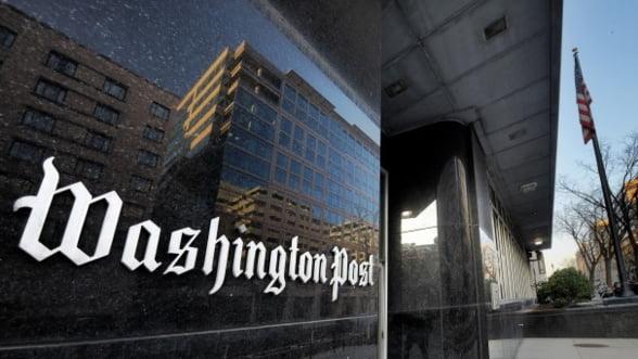 The Washington Post vinde sediul istoric din apropierea Casei Albe, pentru 159 milioane de dolari