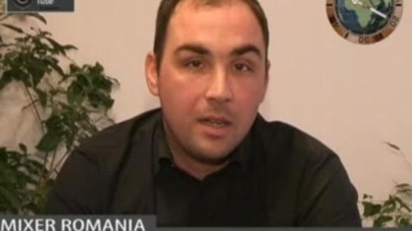 Theodor Domuta, director Mixer