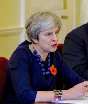 Theresa May: Negocierile pentru Brexit au ajuns intr-un moment crucial
