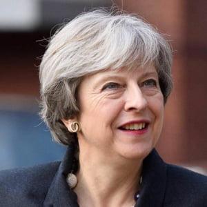 Theresa May spune ca dupa Brexit, Londra ii va trata pe cetatenii europeni la fel ca pe ceilalti imigranti