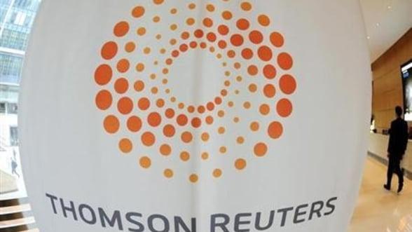Thomson Reuters va renunta la 4.500 din angajatii diviziei financiare